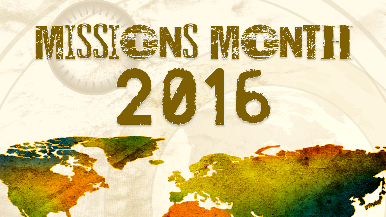 Missions – New Life